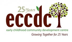 anniversary logo eccdc LARGE 1 300x175 - TREASURE BASKETS FOR INFANTS & TODDLERS