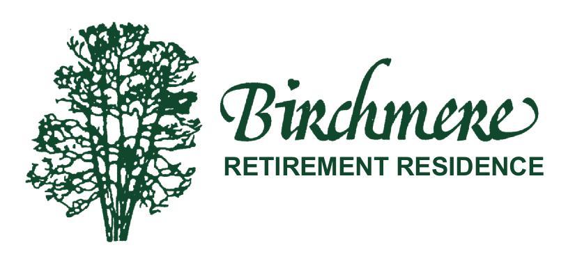 Birchmere Logo - BIRCHMERE'S ANNUAL CHRISTMAS BAZAAR