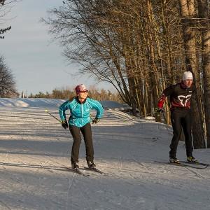 Trails Button Winter Square