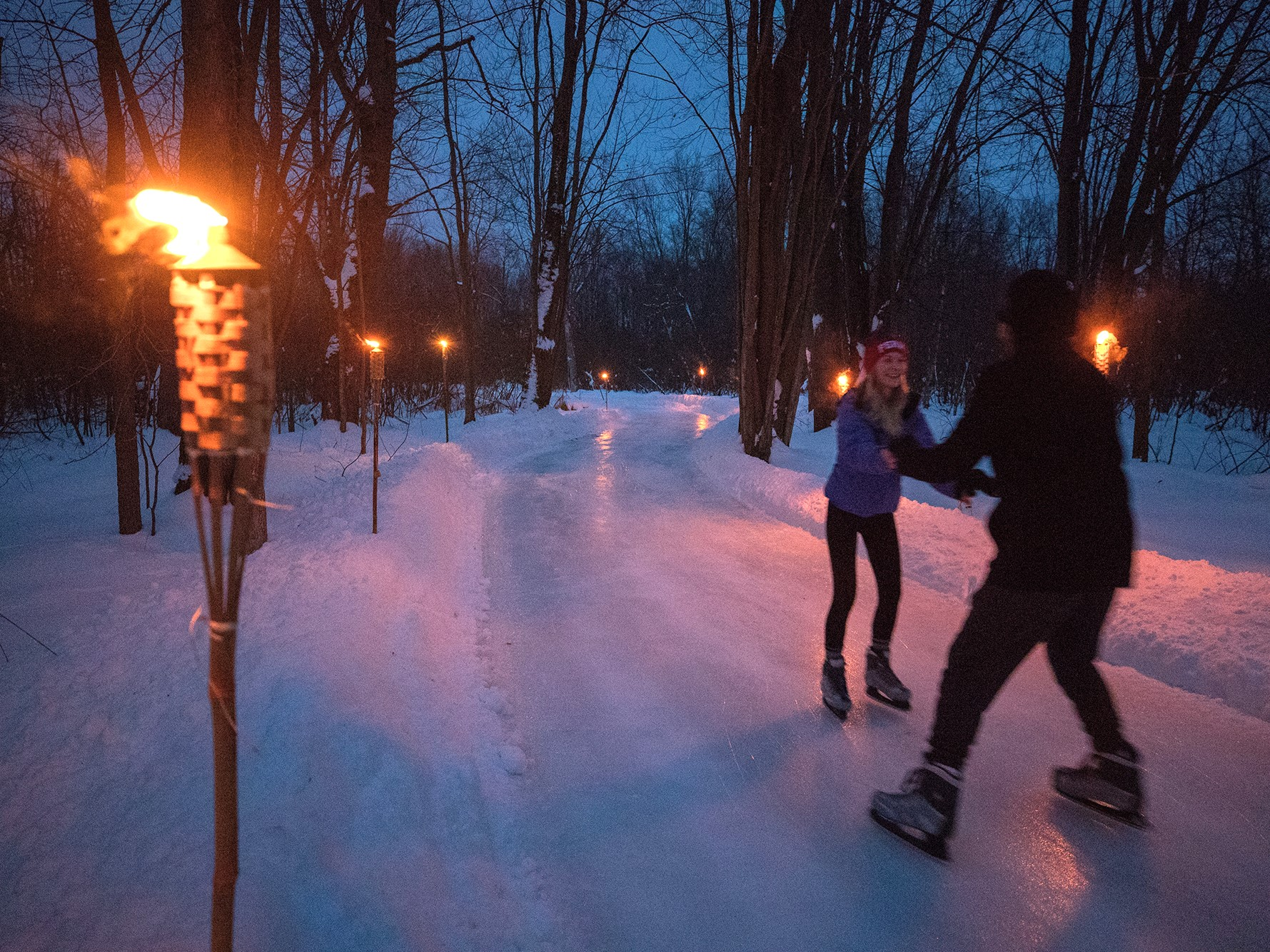 Fern Skating Dark - Experiences