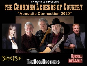 Orillia Opera House thumbnail image for website 300x229 - CANADIAN COUNTRY LEGENDS-GOOD BROTHERS. SYLVIA TYSON, RUSSELL DECARLE