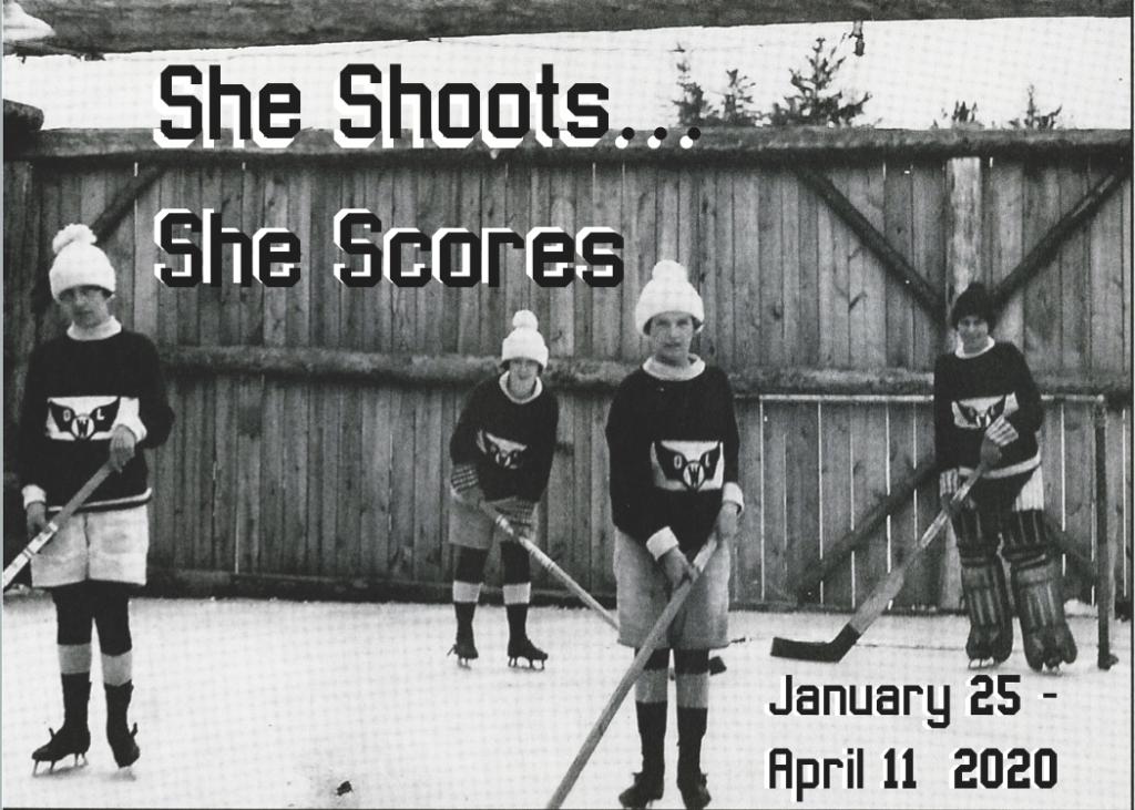 She Shoots She Scores Rack Card 1024x731 - ORILLIA REPAIR CAFE