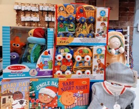 Jack and Maddy's Toy Store