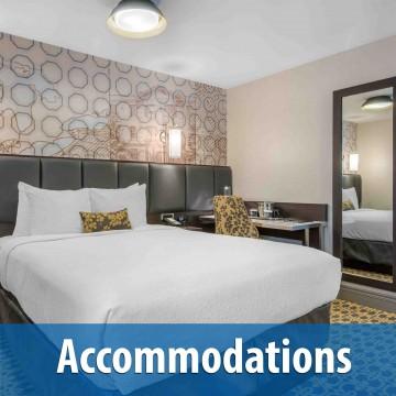 Accommodations Orillia Hotel