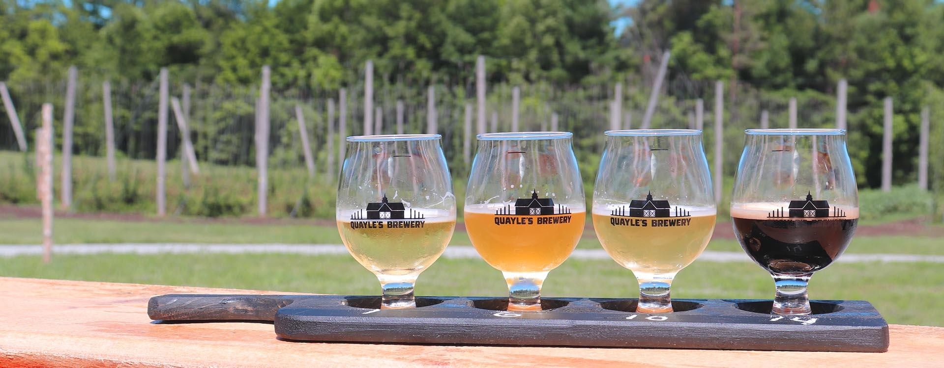 Quayles Brewery 1 - Tourism Spotlight: Quayle's Brewery