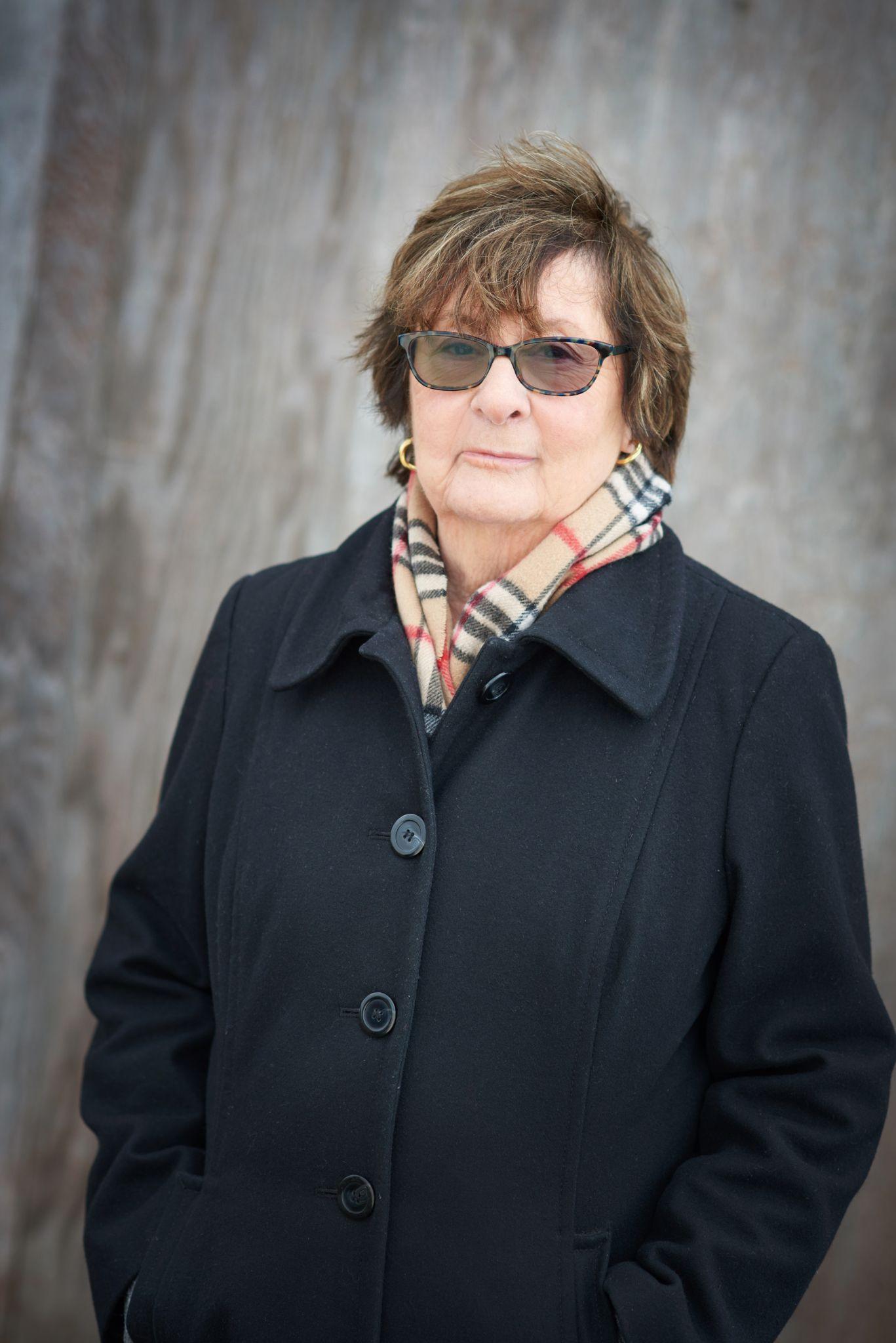 Maureen Jennings jpeg - Maureen Jennings - Murdoch and Beyond