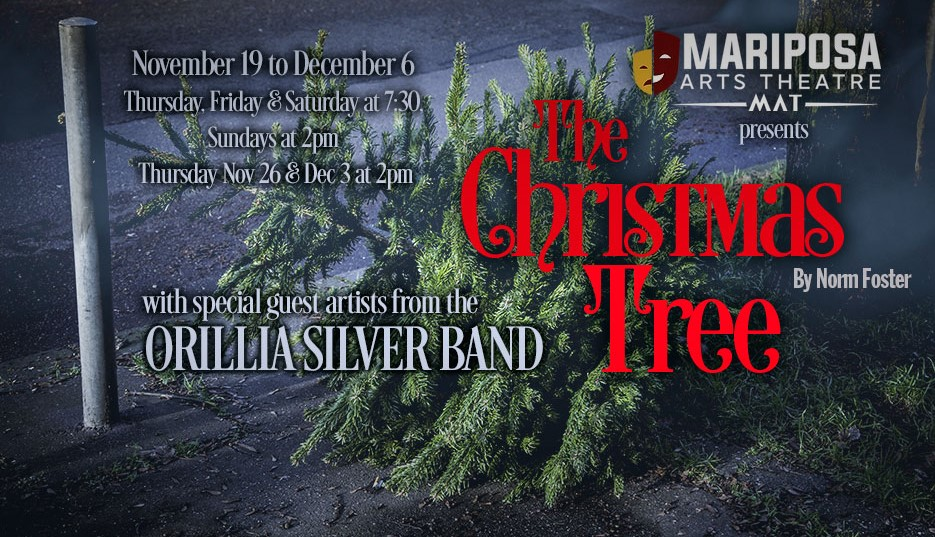 THE CHRISTMAS TREE BANNER - The Christmas Tree with special guests from the OSB