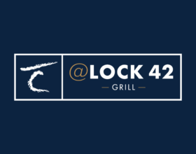 Lock42Grill Logo