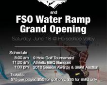 FSO's Water Ramp Grand Opening!