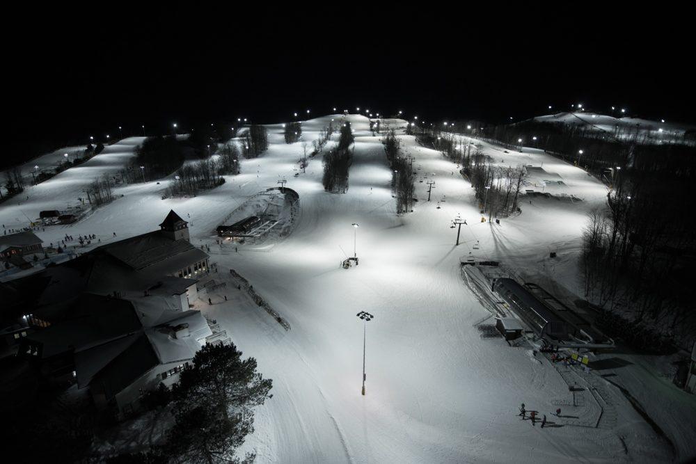 Mount St. Louis Ski Experience