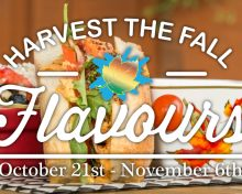 Harvest the Fall Flavours of Ontario's Lake Country