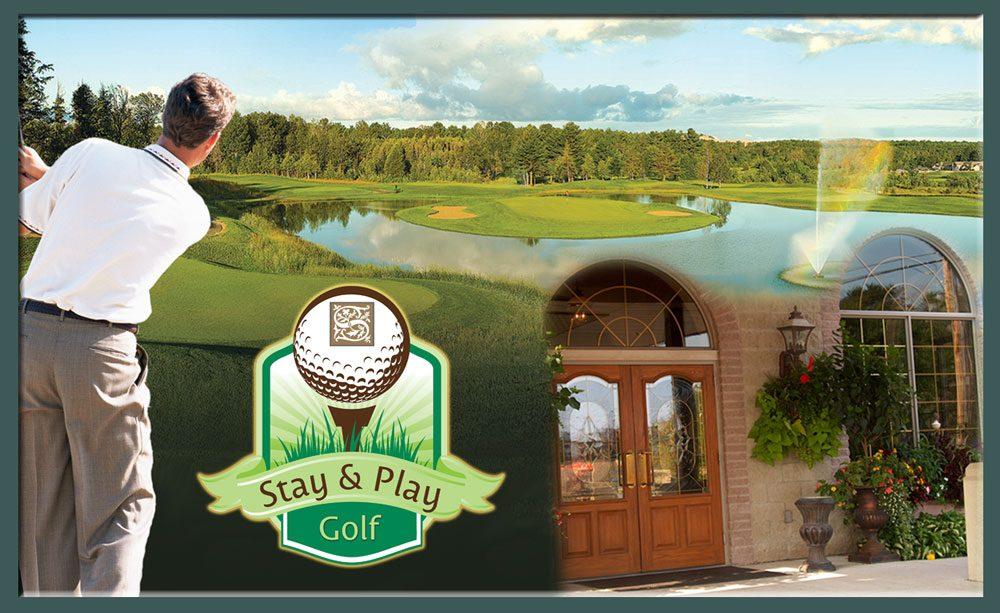 Hotel Golf Getaway