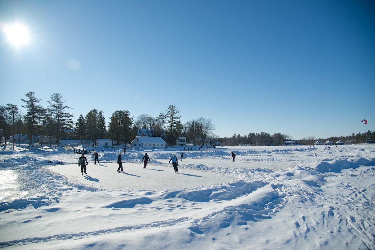 Winter Resort to Fun Weekends