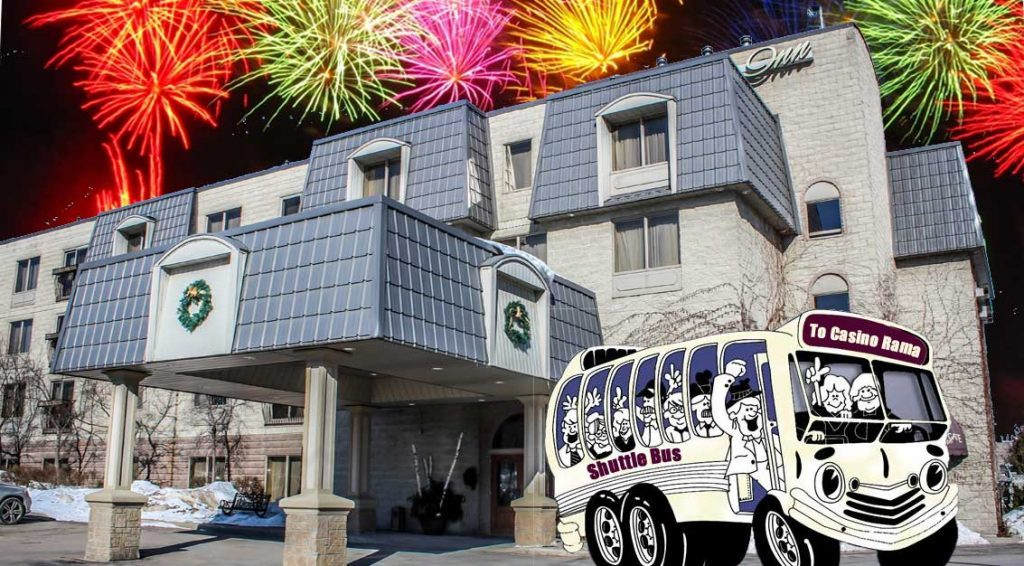 New Year's Eve With Stone Gate Inn