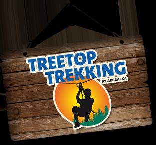 TREETOP TREKKING BY ARBRASKA