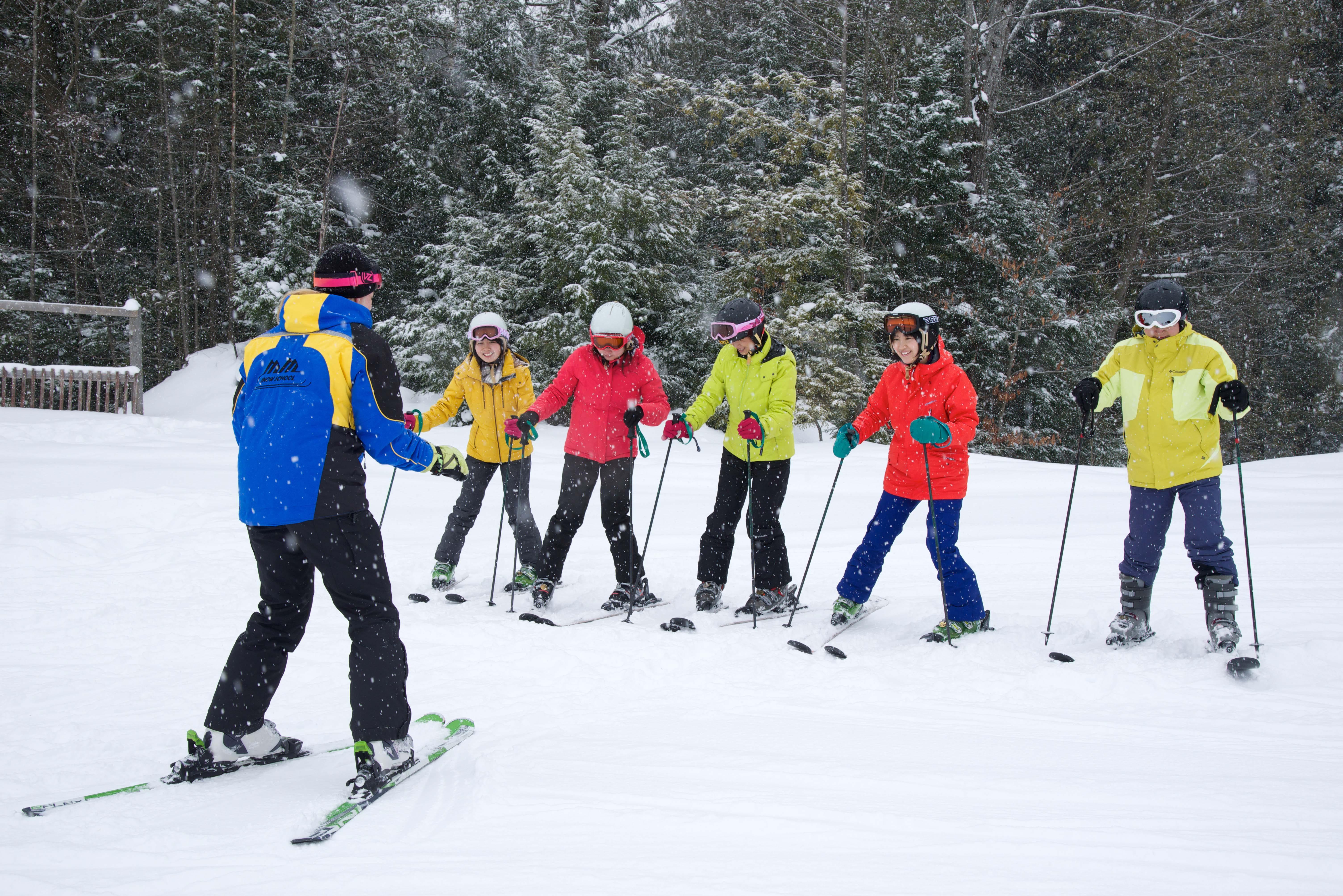 Ski, Tubing and Snowboarding