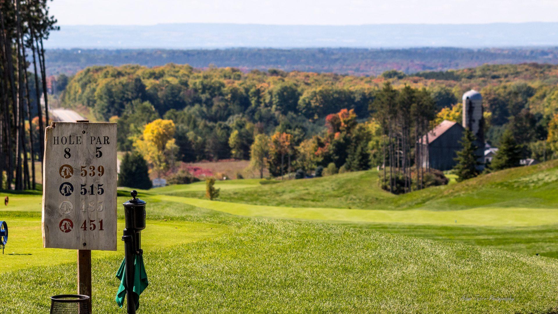 Golf & Stay