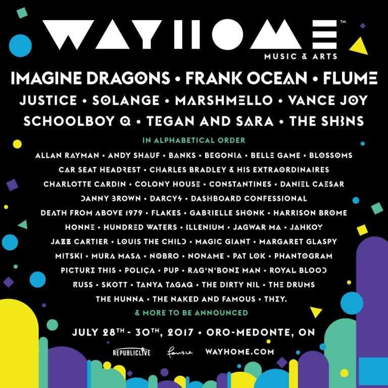 WayHome Music & Arts