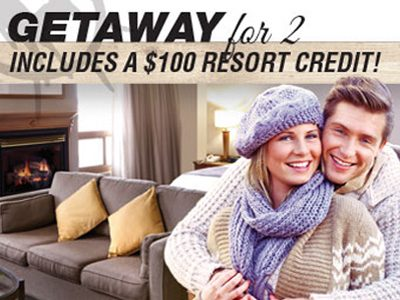 FEATURED – Getaway for Two