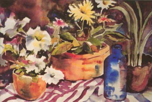 MARLENE BULAS SUNNINGHILL ART