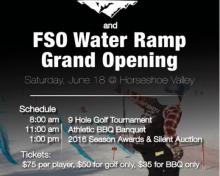 FSO's Water Ramp Grand Opening!