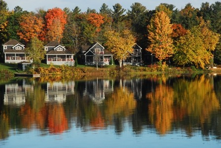Fall Resort to Romance