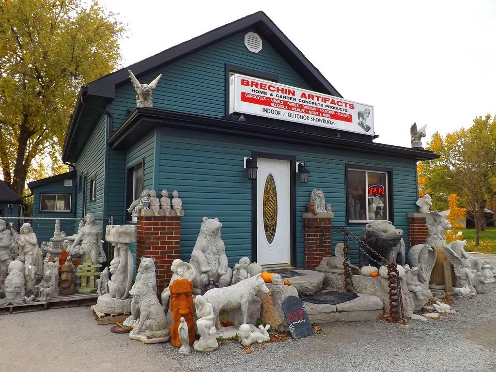 History Culture Ontario S Lake Country In Orillia Oro