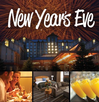 NYE Hotel & Dining Package