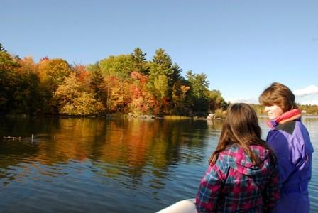 Fall Resort to Fun Weekends