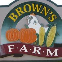 BROWN'S FARM