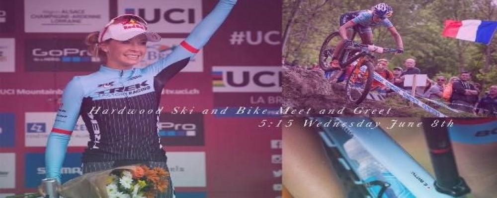 Canada Cup/Take a Kid Mountain Biking Day/Meet Olympian Emily Batty