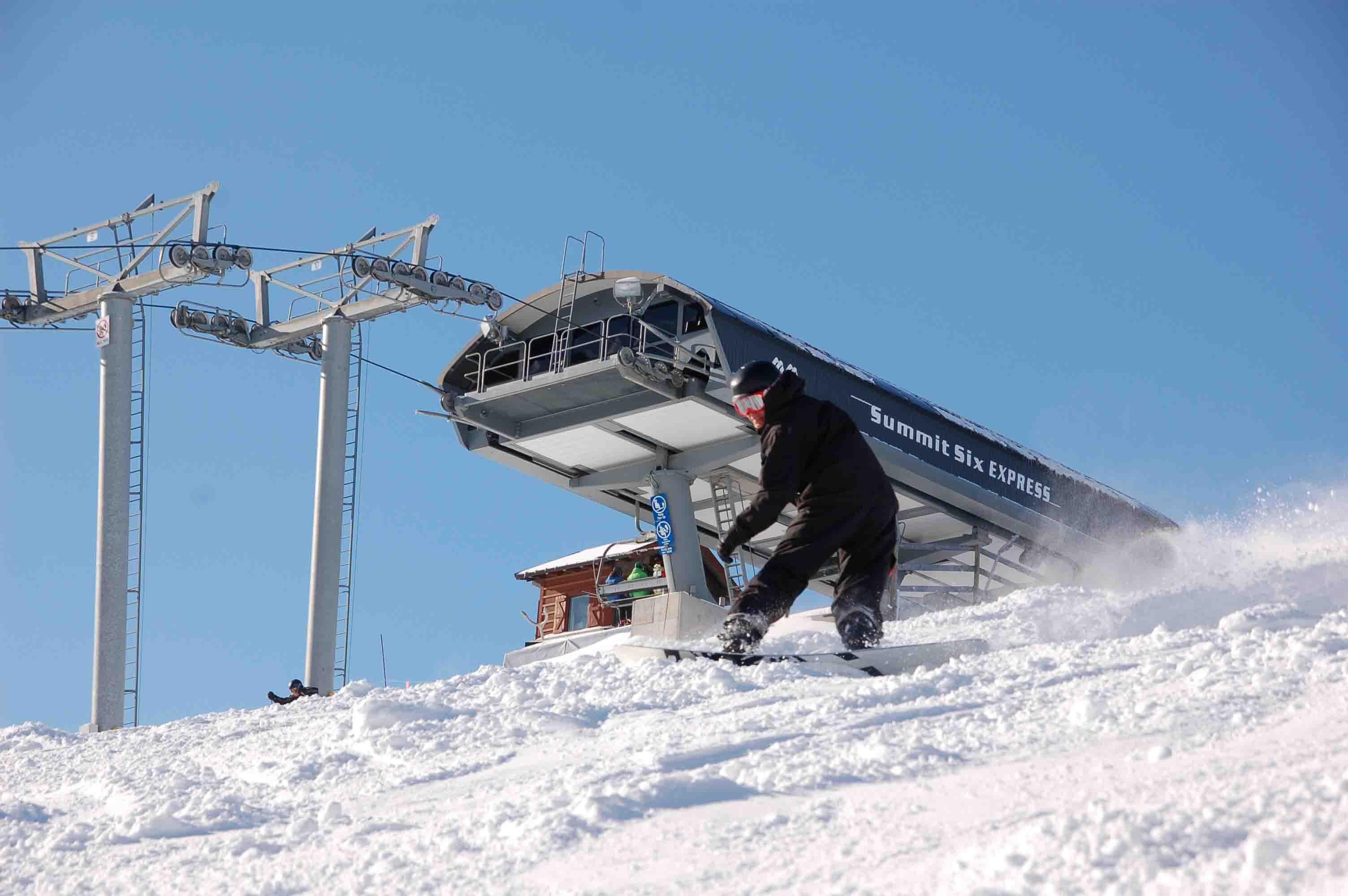 Mount St. Louis Alpine Experience