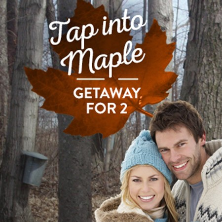 Tap Into Maple Getaway For 2