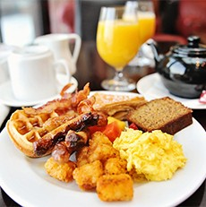 Bed and Breakfast Package