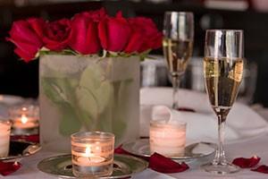 RESORT TO ROMANCE