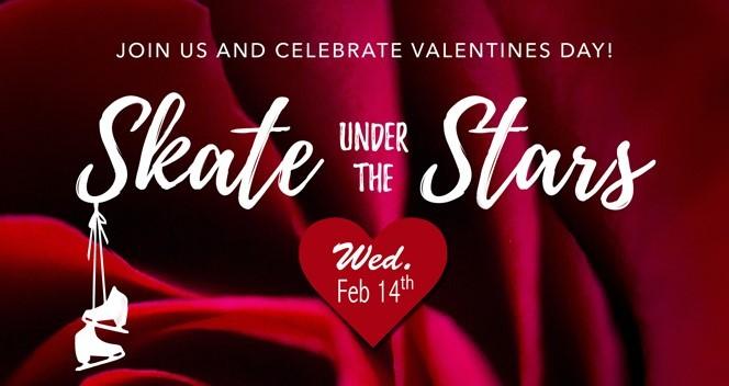 Valentines Overnight and Skate