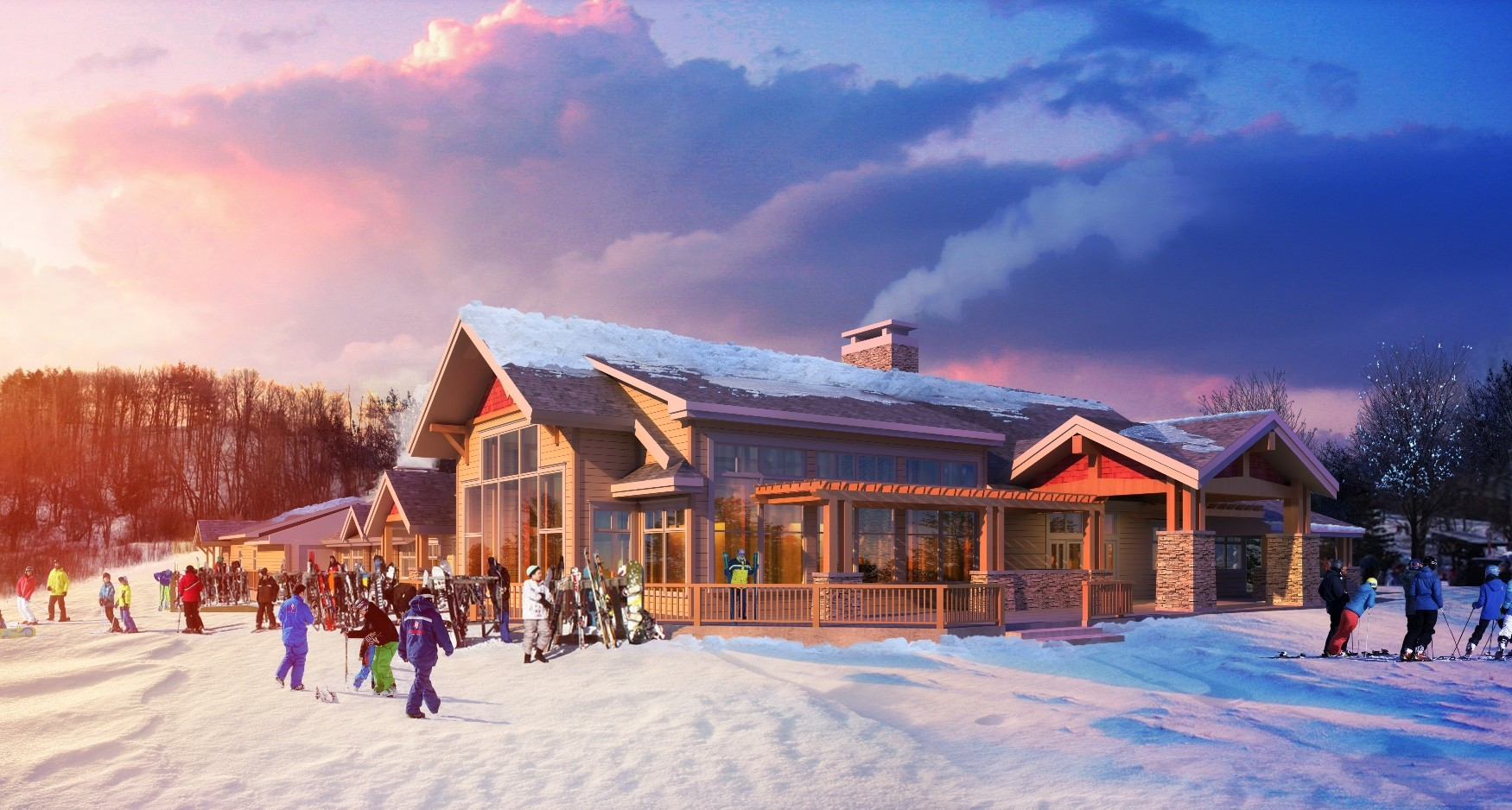 The Heights Ski and Stay Package