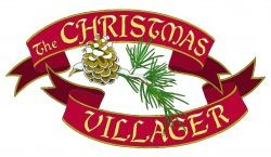THE CHRISTMAS VILLAGER