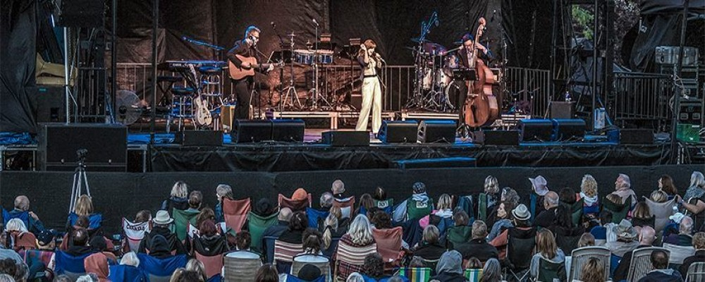 Jazz on the Mountain at Horseshoe Resort