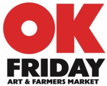 OK FRIDAY: ART & FARMERS MARKET