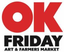 OK FRIDAY: ART & FARMERS MARKET