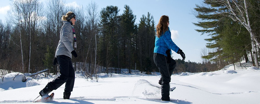 Winter is Special in Ontario's Lake Country