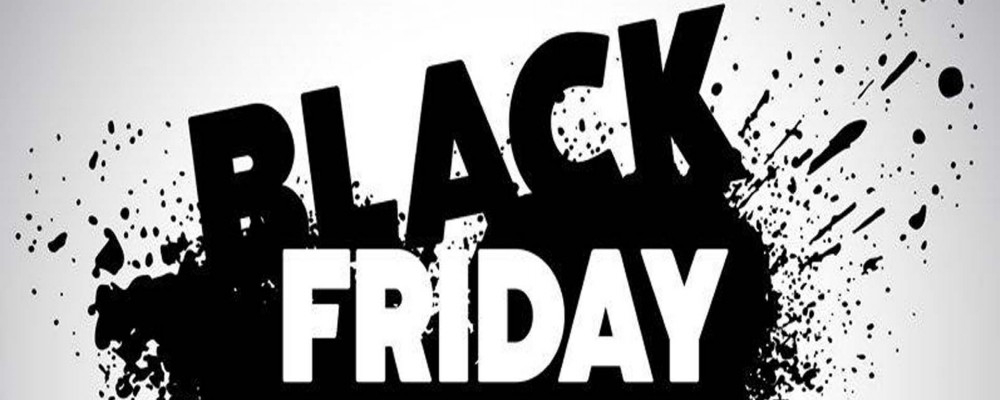 Black Friday in Downtown Orillia