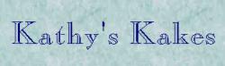 KATHY'S KAKES