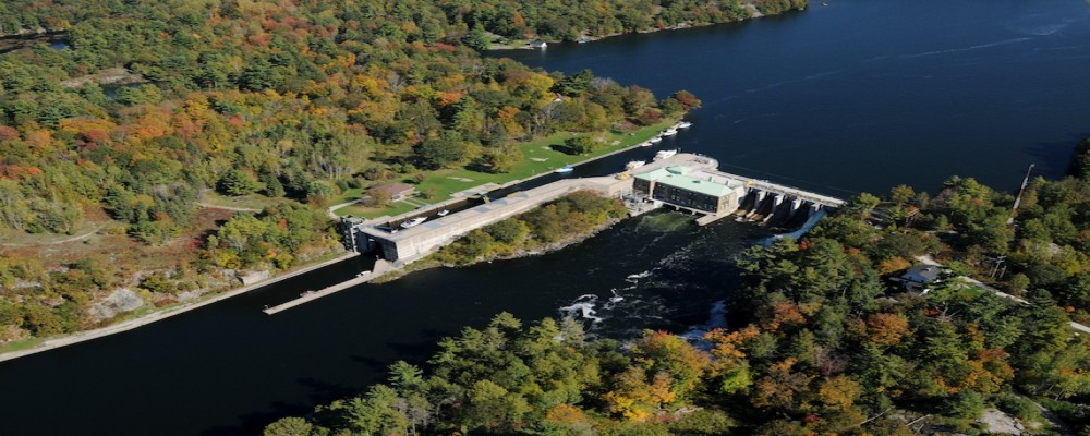 The Trent-Severn Waterway Opens All The Locks