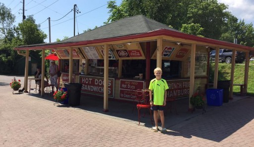 FRENCH'S FOOD STAND