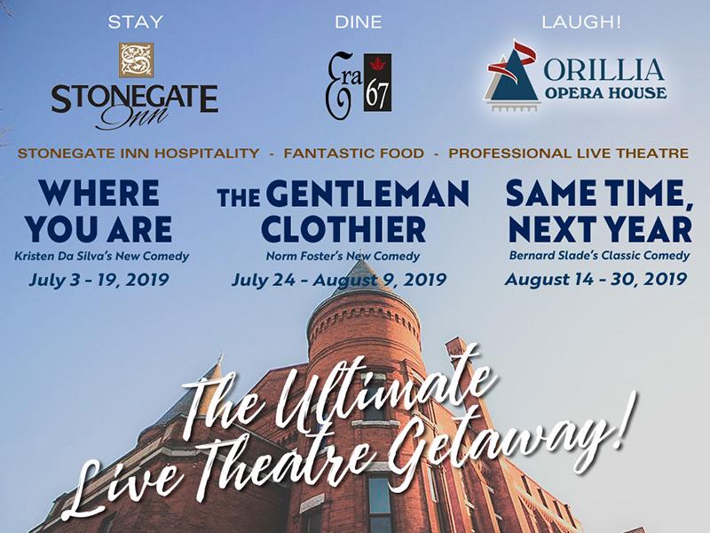 Theatre Getaway