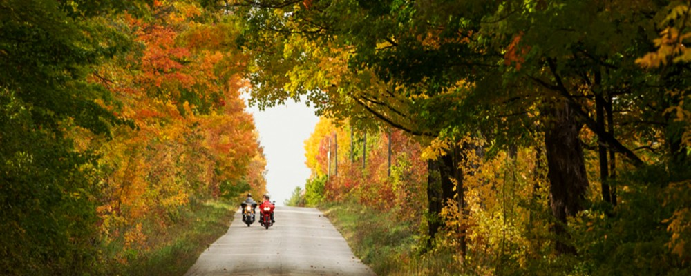 Tour These Driving Routes This Fall