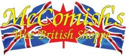 McCOMISH'S WEE BRITISH SHOPPE