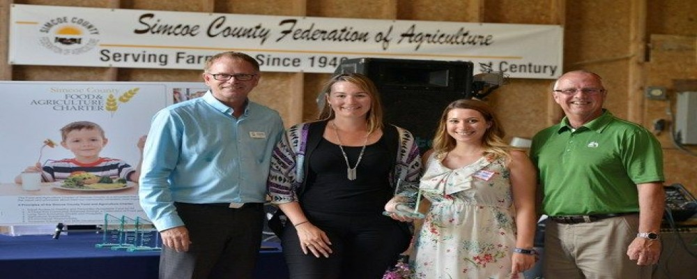 Flavours of Ontario's Lake Country Wins Best Event Celebrating Local Food & Culture
